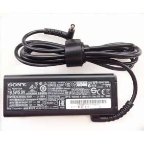 OEM 44W AC Adapter Cord For Sony VAIO Tap 11 SVT1121C4E
