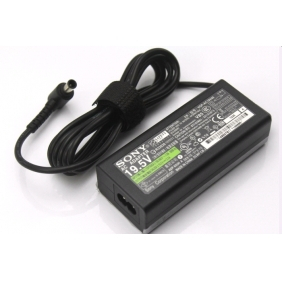 65W Sony Vaio Fit SVF14A13CXP AC Adapter Charger + Cord