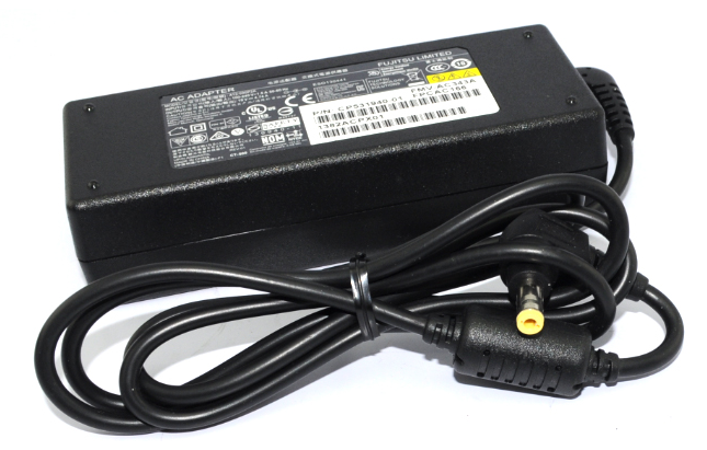 90W Fujitsu LIFEBOOK U745 Notebook AC Power Adapter