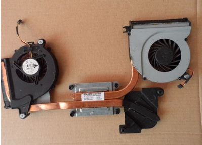 Replacement HP Envy 14-1000wx Laptop CPU Fan with heatsink