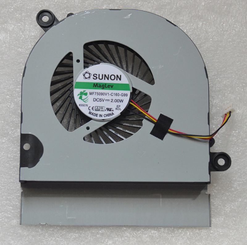 New Asus A45v A45VD K45VD Cpu cooling Fan