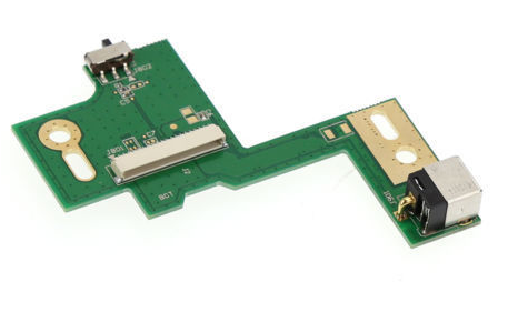 DC Jack Power Switch Board For ASUS N53JQ N53SV N53JF N53JN Series
