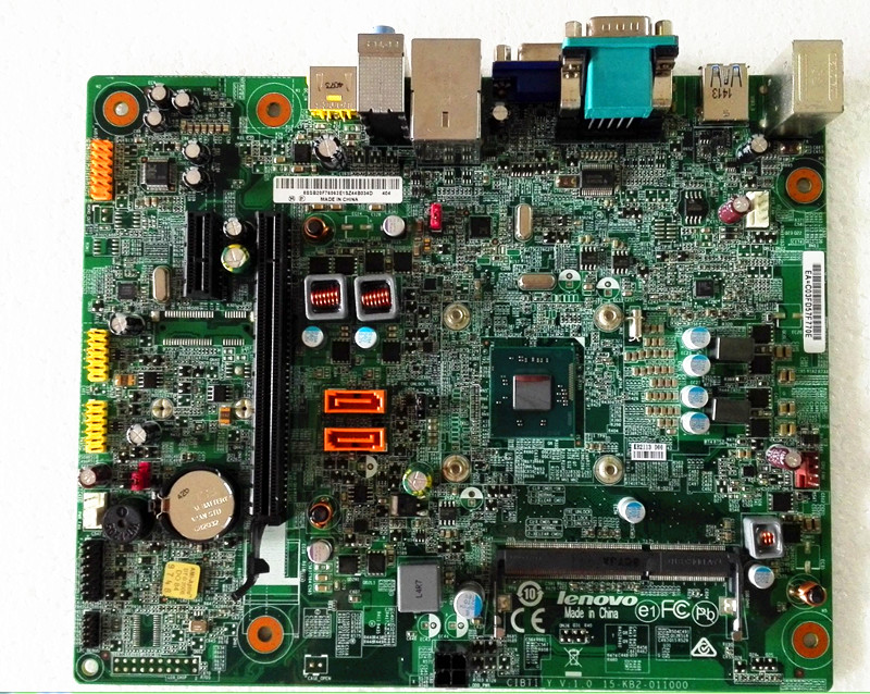 Lenovo S500 H500 515 BTDD-LT2 with CPU J1800 Motherboard