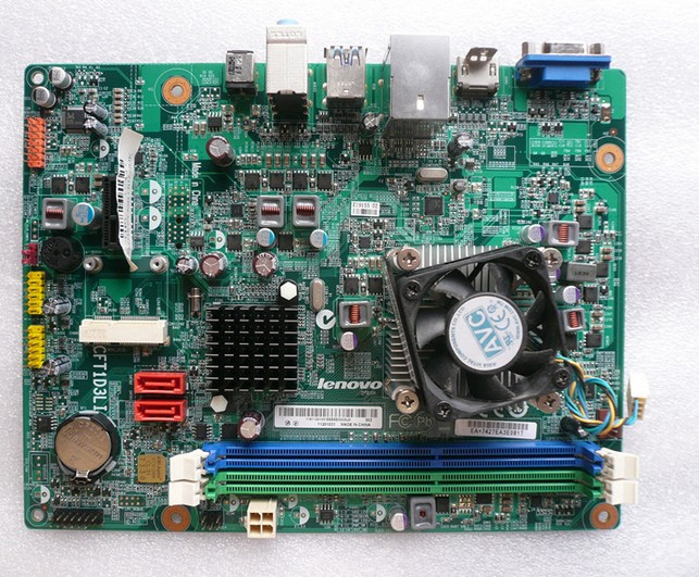 Lenovo S505 S505Z E2667 CFT1D3LI with CPU E1200 Motherboard