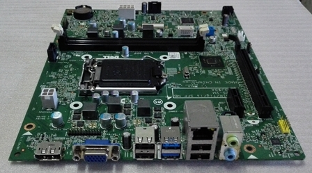 Dell Optiplex 3020 SFF DIH81R Desktop Motherboard 2YRK5 4YP6J