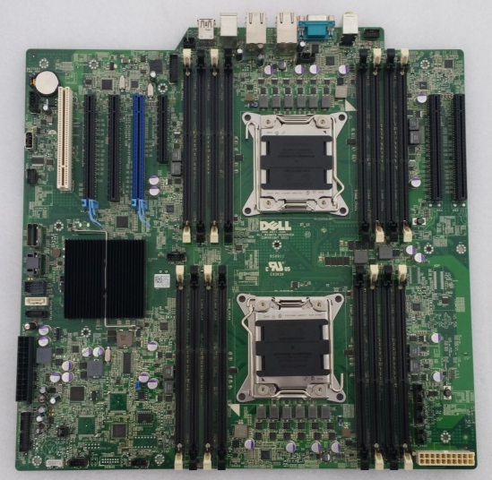 Dell Precision T7600 Motherboard 82WXT OVHRW1 TF3RV