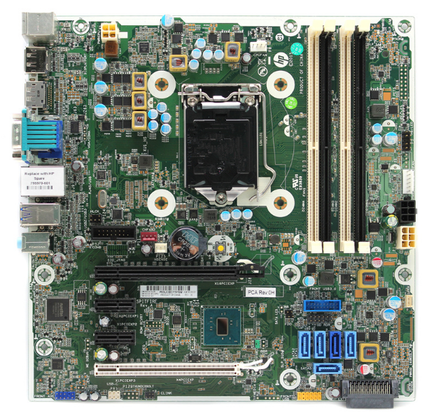 For HP EliteDesk 800 G2 Motherboard 795970-001 795206-001