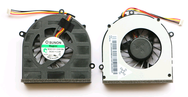 New Lenovo G470 G470A G470AH G475 G570 G575 Cpu cooling Fan