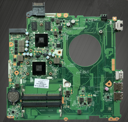 HP Pavilion 15-P Series Motherboard 762532-501 DAY22AMB6E0