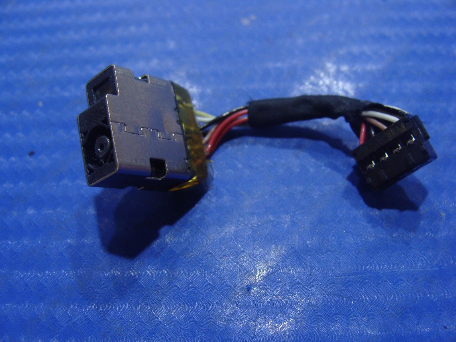 "HP Pavilion 15-p066us 15.6"" Genuine Laptop DC IN Power Jack w/ Cable"