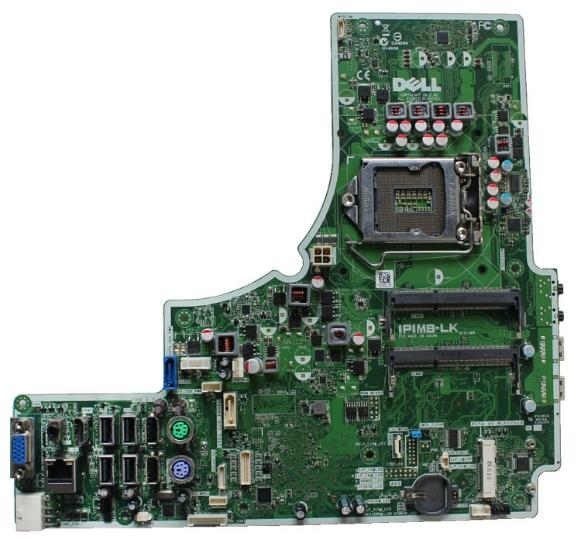 Dell Optiplex 9010 IPIMB-LK 23 AIO Desktop Motherboard CRWCR 1WCY3