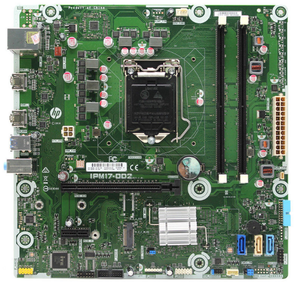 For HP Intel Z170 LGA 1151 Motherboard IPM17-DD2 862992-001 862992-601