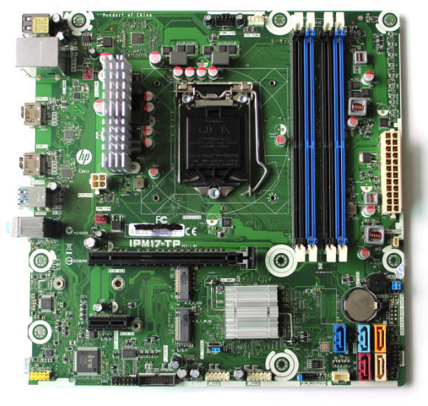 For HP ENVY 750 Intel Z170 Motherboard 799926-001 IPM17-TP