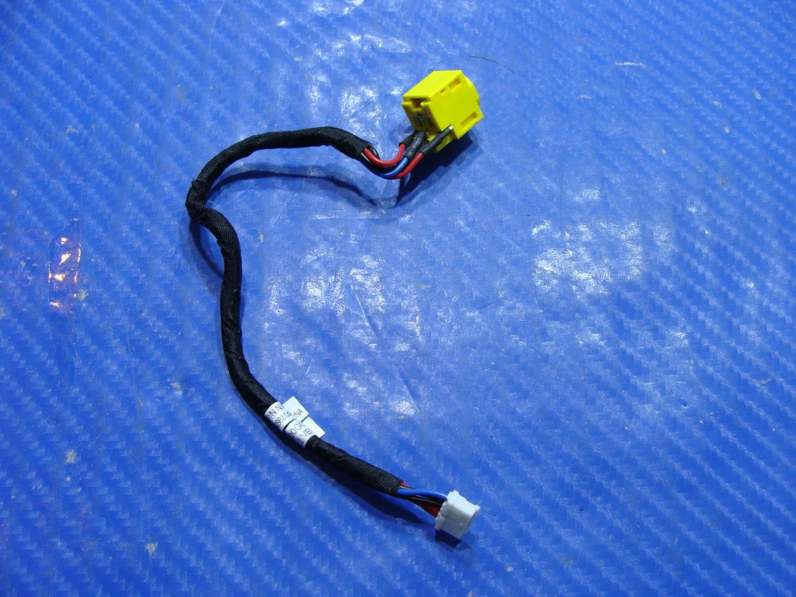 "Lenovo ThinkPad L412 0530 14"" Genuine DC IN Power Jack w/ Cable 45M2862"