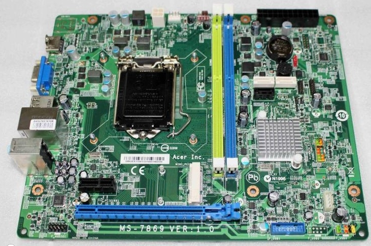 Acer Aspire TC-705 MS-7869 H81 Desktop Motherboard