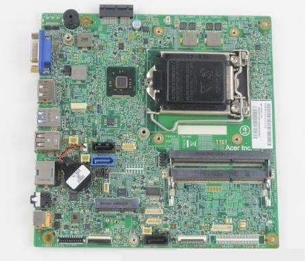Acer PIM81L SUPERB MB H81 Desktop Motherboard 48.3MZ03.011 13045-1