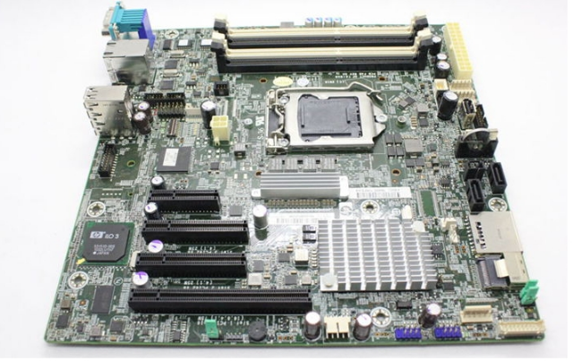 For HP ProLiant ML110 G7 Motherboard 644671-001 625809-002