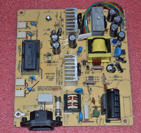 for HP W2007 W2207 L1908WM Power board 6832177300P01 PTB-1773