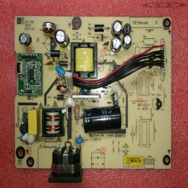 emchines E202H Power board 12 line outputs ILPI-268 491A013V1400R