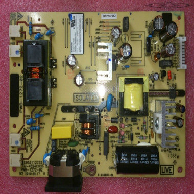 Packard Bell Viseo 222WS LCD Power board PWB-1207-02 TAI4024