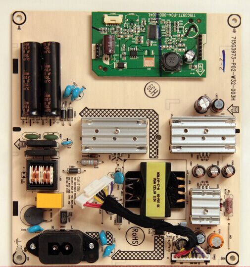 BenQ E24-5000 LCD TV Power board 715G3973-P02-W32-003H