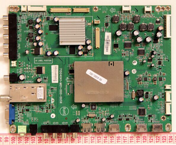 BenQ E37-5000 LCD TV Main board 715G4041-M01-000-005B