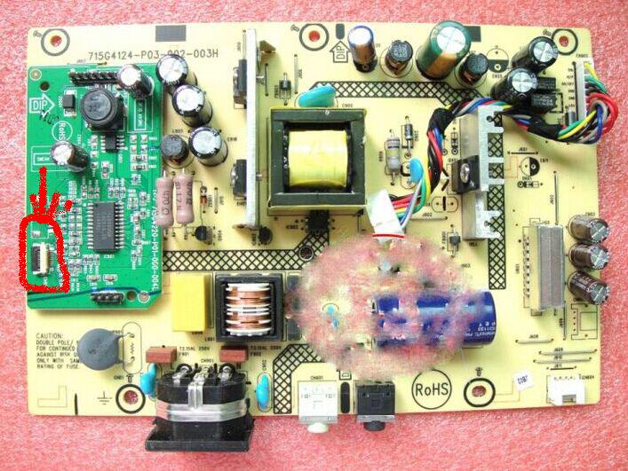 BenQ BL902-T LCD TV Power board 715G4124-P03-002-003H